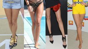 Która z polskich celebrytek ma najpiękniejsze nogi?