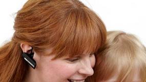 Słuchawki bluetooth dla nowoczesnych mam