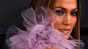 Grammy 2017. Jennifer Lopez zawsze prezentuje się perfekcyjnie. Tym razem było inaczej