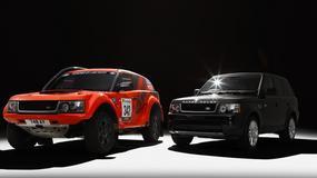 Ścisła współpraca Land Rovera i Bowlera