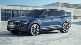 Nowy Volkswagen Touareg – technologie wypierają technikę