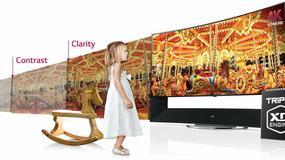 Telewizor za 350 tys. złotych?! LG 105UC9V to największy i najdroższy telewizor w Polsce