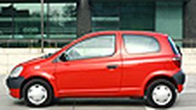 Toyota Yaris 1.0 - Nie tylko dla zapracowanych