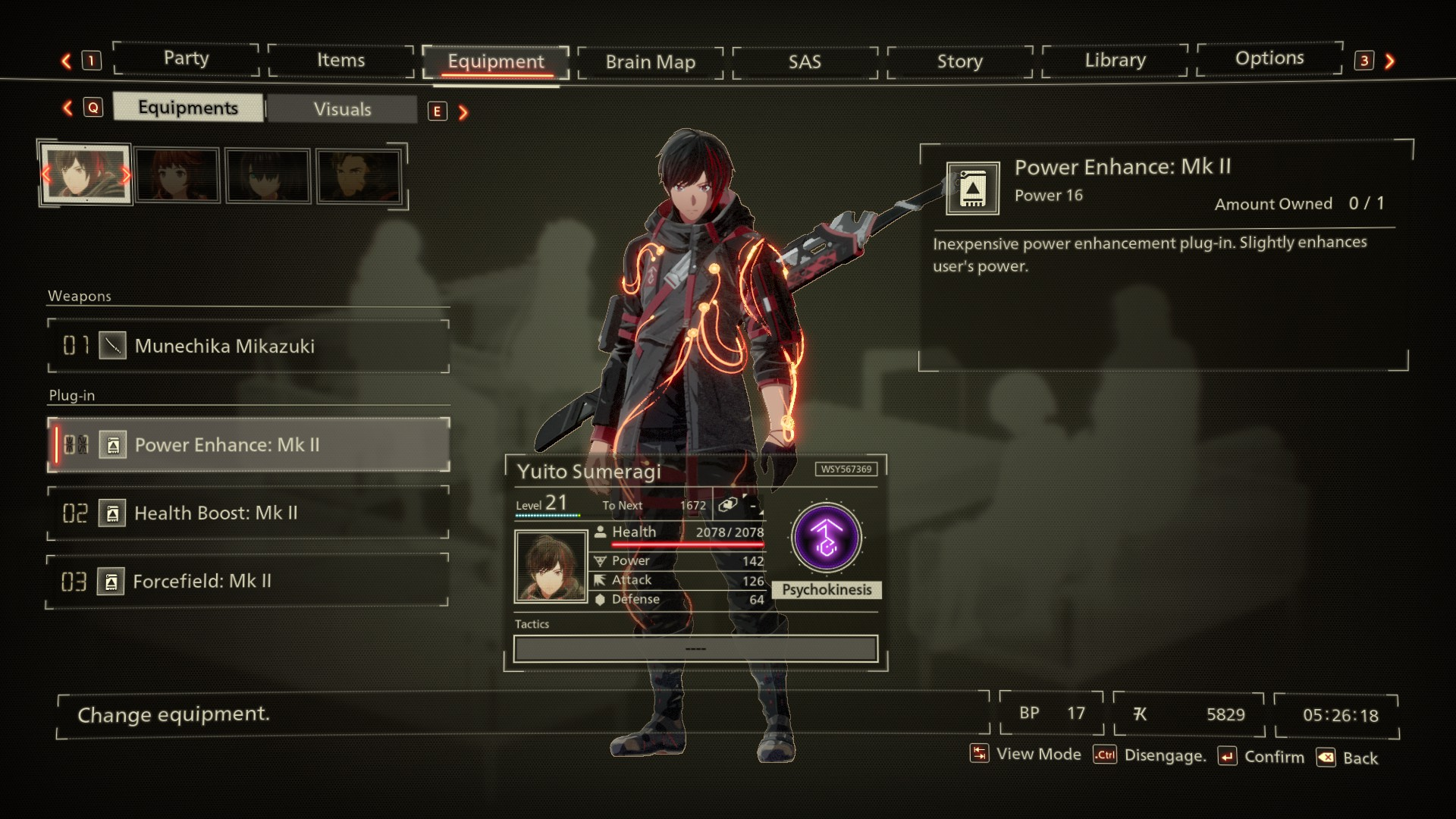 Prítomné sú aj jemné RPG prvky, hoci len v minimálnej miere.
