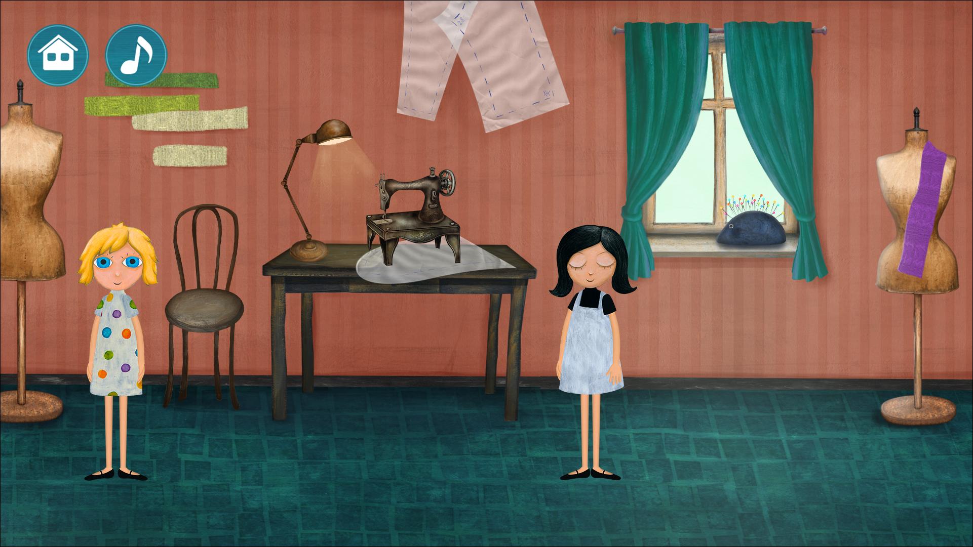 Herná adaptácia Mimi a Líza cieli na deti vo veku od štyroch do siedmich rokov.