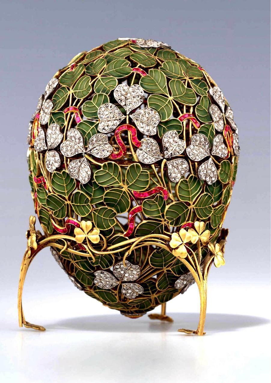 Fabergé: symbol luksusu