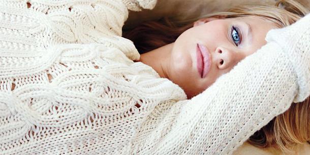 Jesienne swetry Victoria's Secret