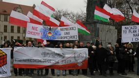 Demonstracje w obronie muzułmanów i przeciwko najazdowi islamu na Europę odbyły się w Poznaniu