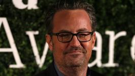 """Matthew Perry zagra w miniserialu """"The Kennedys - After Camelot"""""""