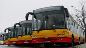 Pierwsze autobusy na gaz już w Warszawie