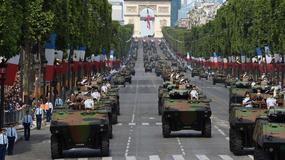 Francja: defilada z okazji Dnia Bastylii