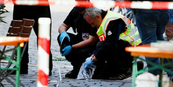 Niemcy: Eksplozja w restauracji. Zamachowca nie wpuszczono na festiwal