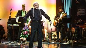 Charles Aznavour w Sali Kongresowej w Warszawie [zdjęcia z koncertu]