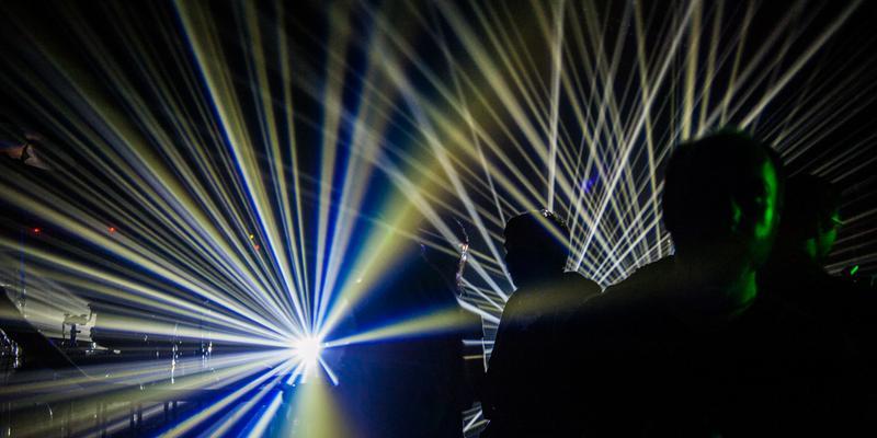 Sacrum Profanum: 25. urodziny Warp Records w Krakowie - Battles, Bibio, Darkstar, Autechre, LFO [zdjęcia]