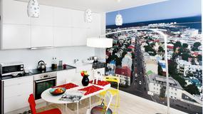 Mieszkanie inspirowane Islandią