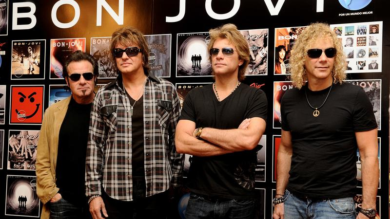 Bon Jovi (fot. Getty Images)