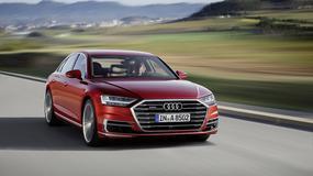 Nowe Audi A8 – mocna odpowiedź z Ingolstadt