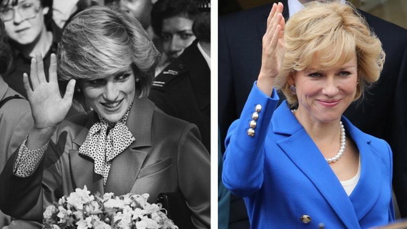 Naomi Watts jako księżna Diana - podobna?