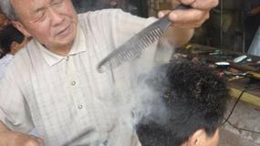 Dahuojia - dawna sztuka fryzjerska w Chinach