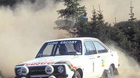 Ford w Goodwood: 40 lat modelu Escort i 100 lat Tin Lizzy