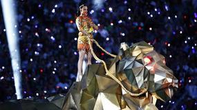 Katy Perry wystąpiła na Super Bowl 2015