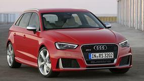 Audi RS3 Sportback w polskich salonach
