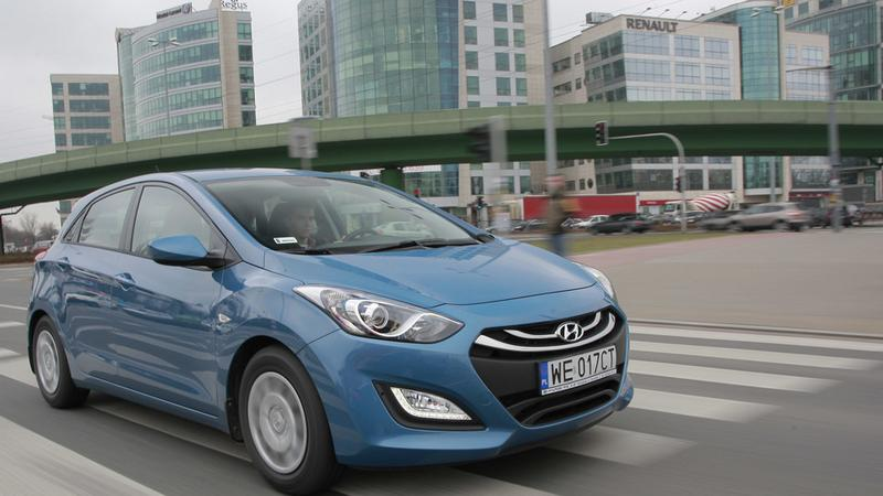 Hyundai i30: Golf rodem z Korei