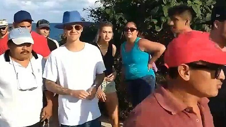 Bieber nem igazán fogékony a kultúrára, főleg, ha iszik