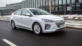 Hyundai Ioniq Electric – coraz lepiej