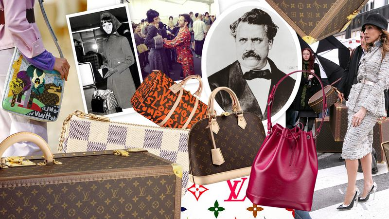 20 faktów o Louis Vuitton