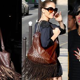 Gwiazdy kochają torby z frędzlami