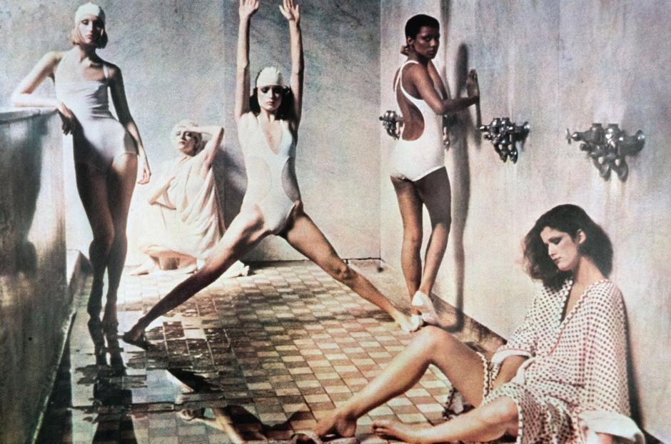 Deborah Turbeville -  The Wapping Project Bankside London -  Staley Wise New York