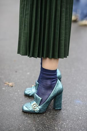 Must have: metaliczne buty