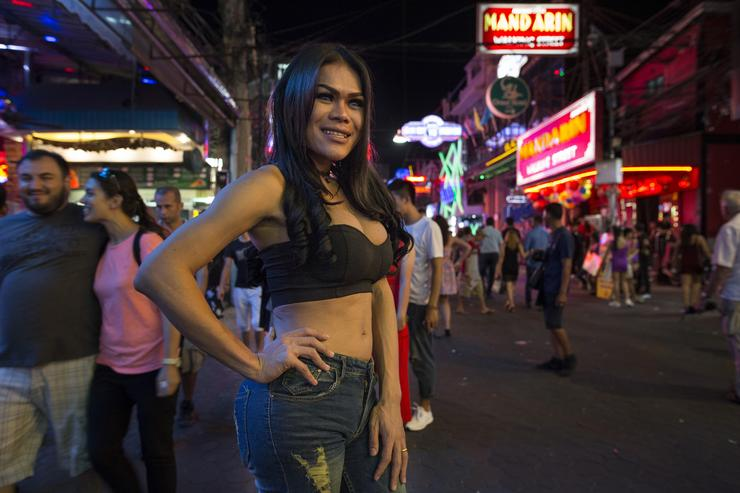 A prostitúció 1960 óta illegális Thaiföldön /Fotó: Europress-GettyImages