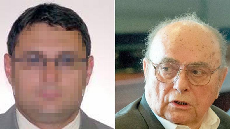 M. Norbert Demján Sándor (jobbra) üzlettársa volt,  B. Béla Szabolcs (balra) pedig a fejlesztési tárca főosztályvezető-helyettese volt / Fotó: MTI