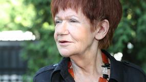 Maria Czubaszek: przysięgam, że jestem normalna