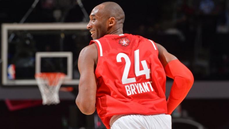 Kobe Braynt ALL-Star meze vagyont ér /Fotó: Twitter
