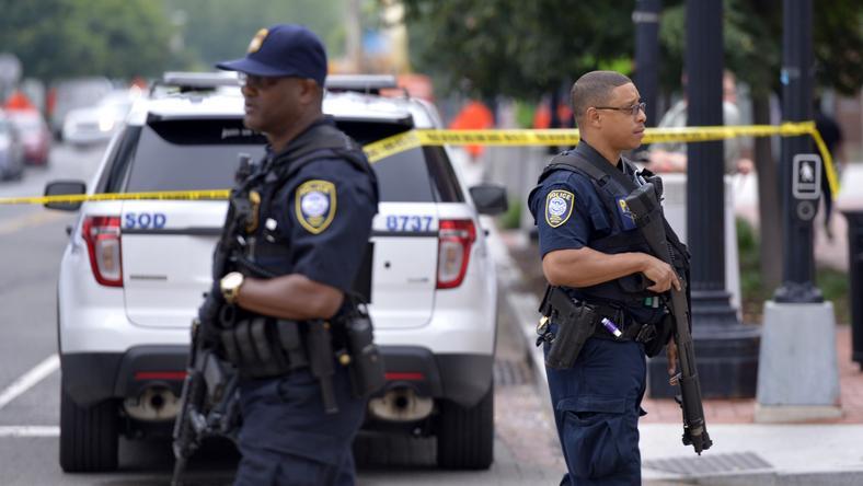 A lövöldözés körülményei egyelőre tisztázatlanok. /Fotó: Northfoto