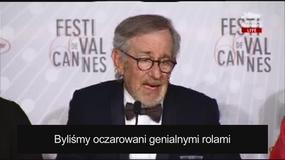 "Cannes 2013: Steven Spielberg o ""Życiu Adeli"""
