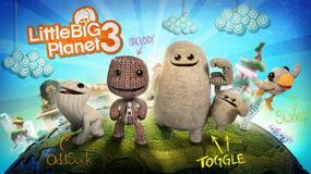 LittleBigPlanet 3 - recenzja (PS4). Kreatywność w ryzach (a raczej okowach)