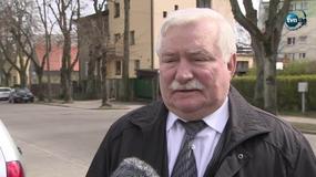 Wałęsa: katastrofa smoleńska to historia