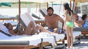 Tak Andrea Pirlo bawi się na wakacjach