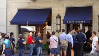 Ralph Lauren zamyka sklepy