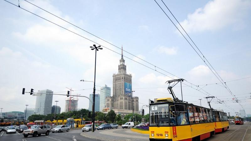 Warszawa, fot. AFP