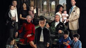 Najnowszy portret duńskiej rodziny królewskiej. Wyglądają jak rodzina Adamsów