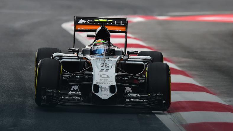 Bolid Force India