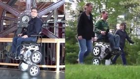 """Toyota chce wskrzesić iBOTa: """"stojący"""" wózek inwalidzki"""