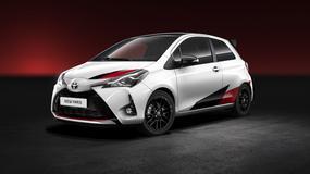 Toyota Yaris: lifting i wersja 210-konna