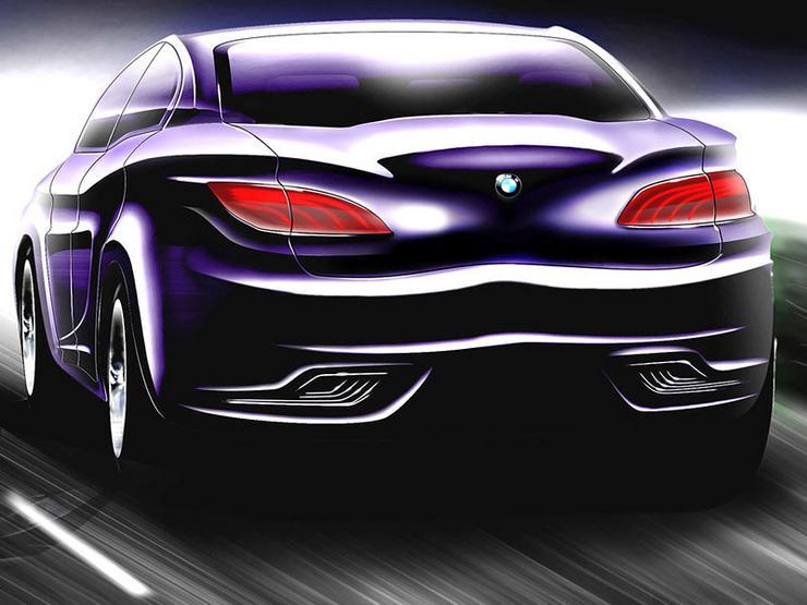 Bmw 3 Concept Wizja Przyszłości Nominowana Na Red Dot Award Auto Świat