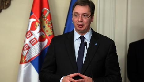 Vučić: Ćerajte mene, a ne Srbe s Kosova, opozicija će se smiriti čim se dočepa skupštinskog restorana